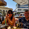 Lunch at Grecos, Athens