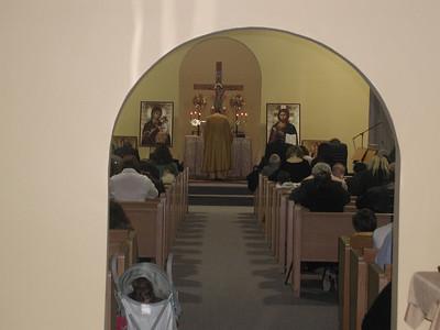 Church Construction - 2007