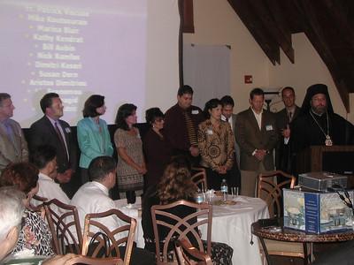 First Meeting & Liturgy