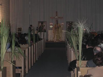 Holy Week/Palm Sunday - Spring 2007