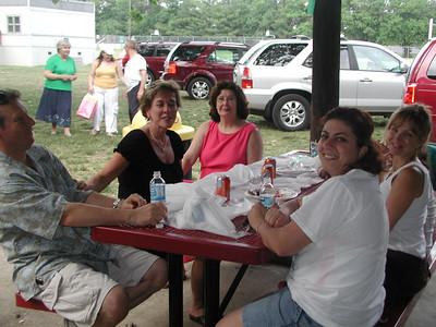 Summer Picnic Leesburg - June 2007
