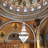 Inside Holy Trinity Greek Orthodox Church before Greek Independence Day Parade. (The Sun / Chris Tierney)