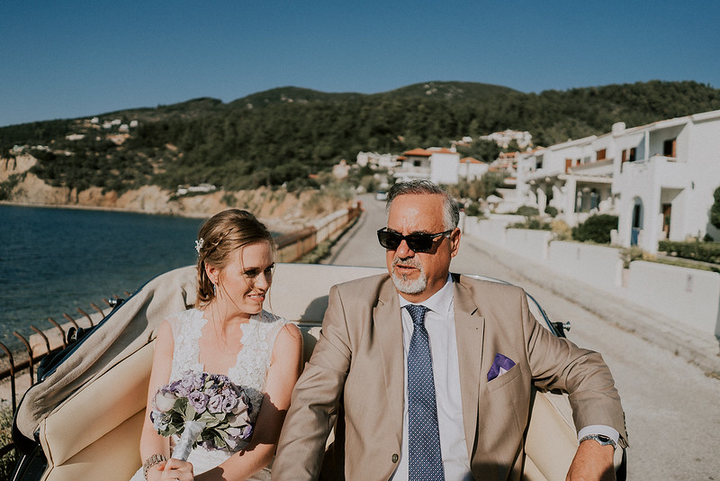 Greek Orthodox Wedding in Skopelos