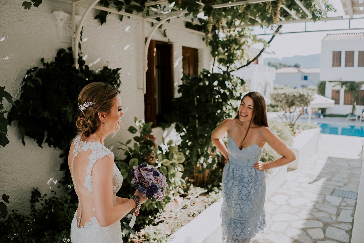 Greek Orthodox Wedding in Skopelos