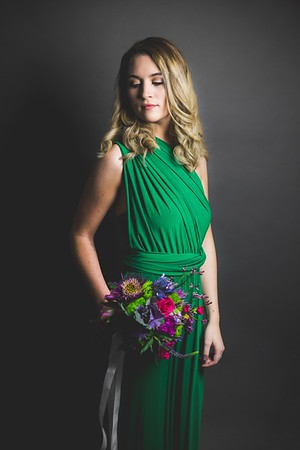 Green Dress 015 - Nicole Marie Photography