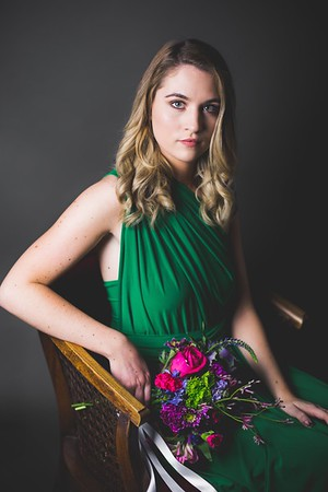 Green Dress 020 - Nicole Marie Photography