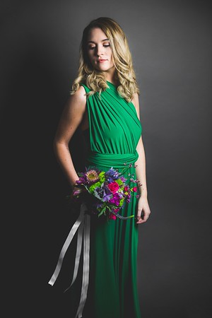 Green Dress 016 - Nicole Marie Photography