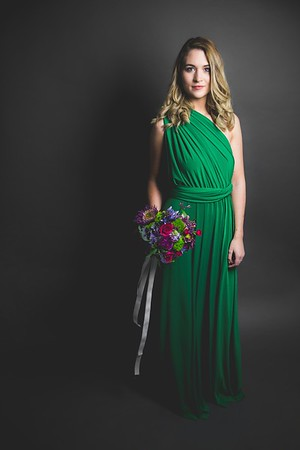 Green Dress 013 - Nicole Marie Photography