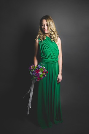 Green Dress 014 - Nicole Marie Photography