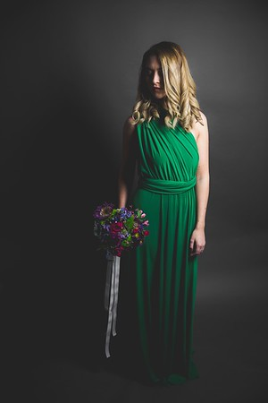 Green Dress 011 - Nicole Marie Photography
