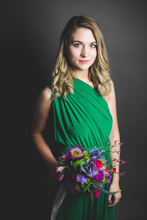 Green Dress 019 - Nicole Marie Photography