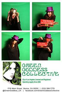 Green Goddess -45
