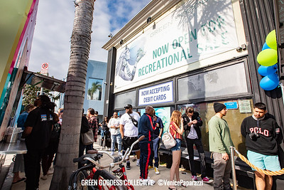 420 at Green Goddess Collective. #GreenGoddessCollective Photo by VenicePaparazzi.com