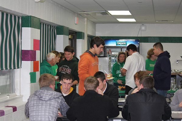 Coal City Breakfast 11-3-12