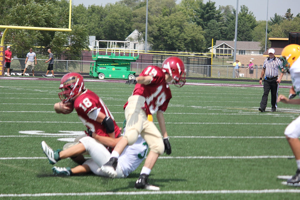 Freshman @ Dunlap 8-25-12