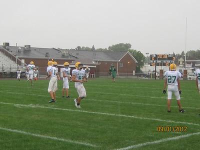 Freshman @ Moline 9-1-12
