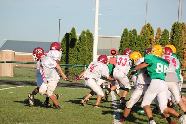 Freshman vs Morris 9-10-12