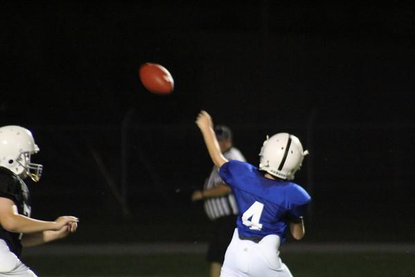 YFB Colts vs Bears 9-8-16