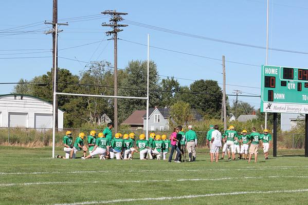 8th Grade Greens vs Washington