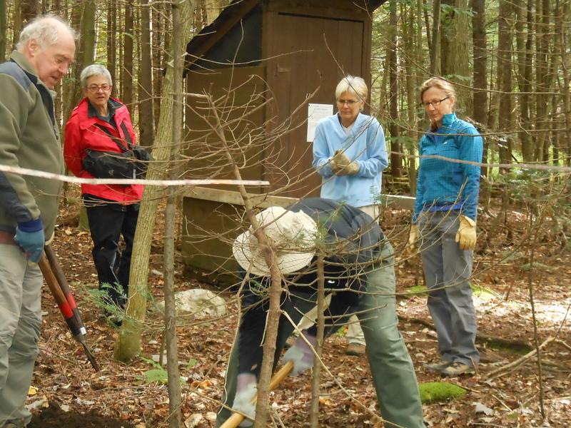 Wilderness Volunteers: 2013 Big Branch and Peru Wilderness Service Trip