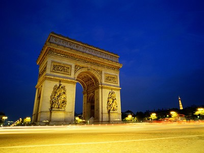 Arc Triumphe Paris