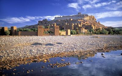 Benhaddou-Morocco