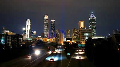 050915 staubin ed.jpg  Atlanta Skyline Credit AJC