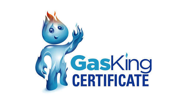 Gas King Safety Certificate