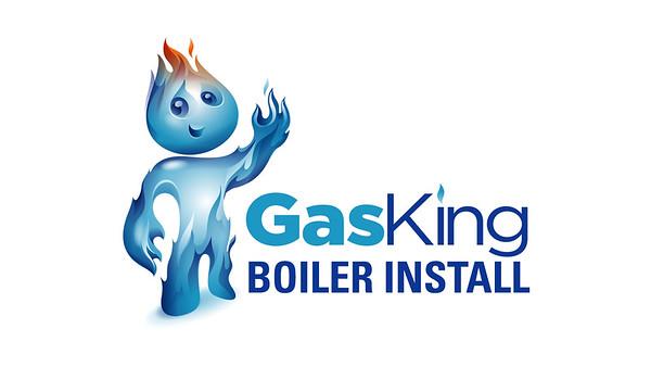 Gas King Boiler Install