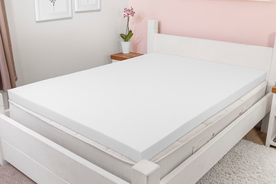 Memory Foam Mattress Topper Crop