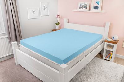 Cool Blue Mattress Topper