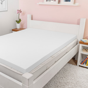 Memory Foam Mattress Topper Square