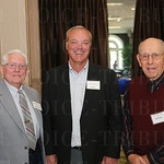 Norm O\'Grady, Don Hayden and George Higgins.