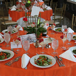 Project Warm's Green Spark Luncheon Awards. The event venue was The Olmsted.