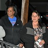 Shirley Payton and Judy Reardon at the Green Park Vigil.<br /> Sentinel & Enterprise / Jim Fay