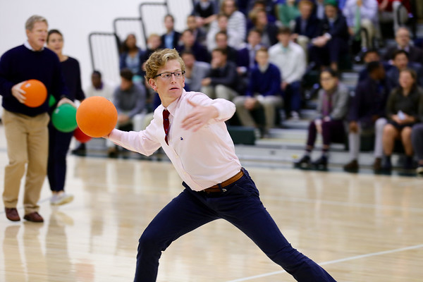 Green and Gray Dodgeball 2017