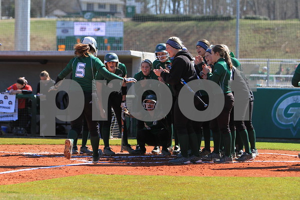 Softball vs. Milligan & GnG Invitational