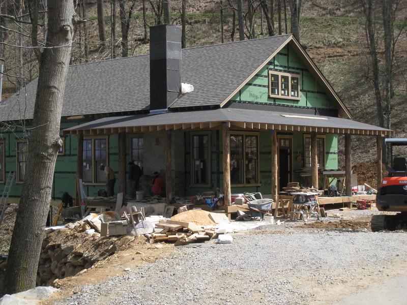 The Whisper Creek Cottage - AllisonRamseyArchitects