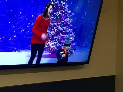 Christmas karaoke at Billerica Access TV