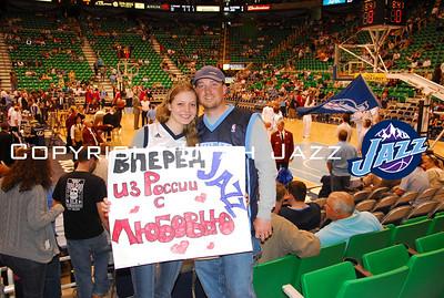Jazz vs Clippers April 13, 2009