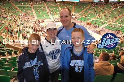 Jazz vs Kings Feb 28, 2009