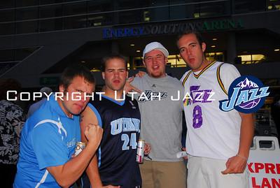 Jazz vs Lakers April 23, 2009
