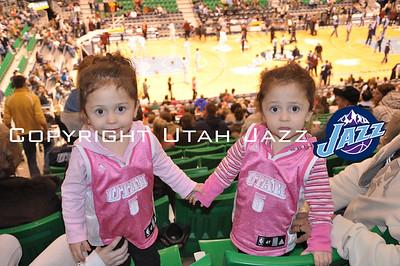 Jazz vs Mavericks, Dec 26, 2008