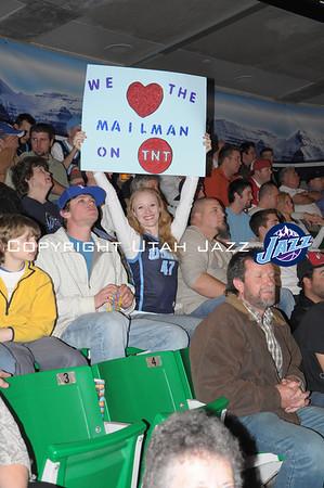 Jazz vs Mavericks Feb 05, 2009