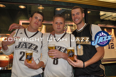 Jazz vs Rockets March 24, 2009