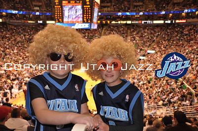 Jazz vs Suns March 28, 2009