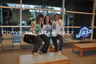 Jazz vs Wizards March 17, 2009