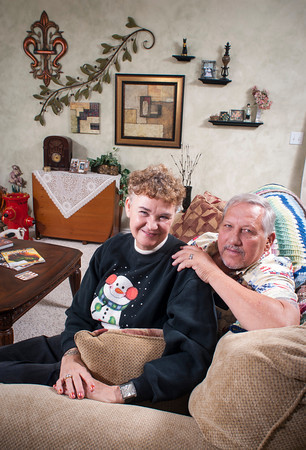 Linda and Ken Johnson will welcome visitors to their home from 1 to 4 p.m. Dec. 1 and 2 as part of the Muskogee Christmas Home Tour.