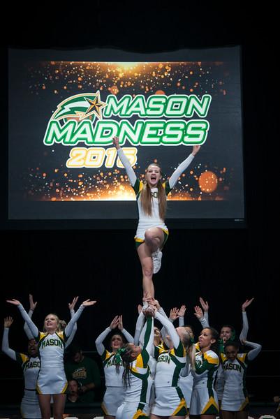 Mason Madness 2015