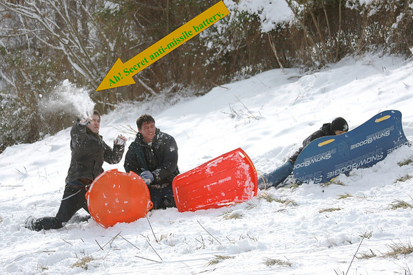 Snowball Fight 3.2009